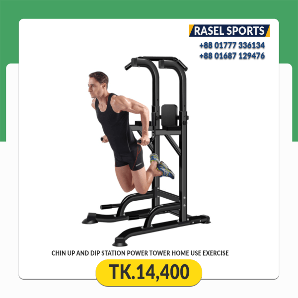 Chin-Up-and-dip-Station-Power-Tower-Home-use-Exercise
