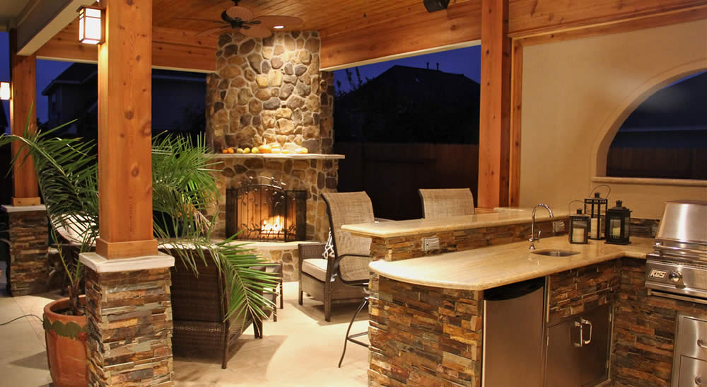 Creative Outdoor Kitchen & Patio Ideas for MD & DC Homes on Outdoor Kitchen Patio id=70315