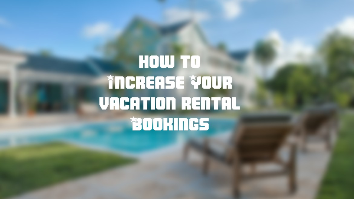 Do you need Professional Photos of your Vacation Rental?