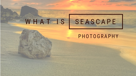 What is seascape photography