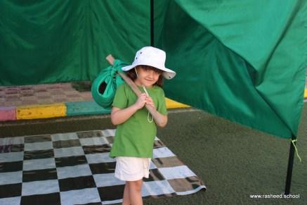 مخيم مدرسي في اختتام أنشطة التمهيدي - مدارس الرشيد الحديثة (1)