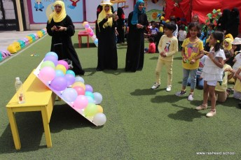 مخيم مدرسي في اختتام أنشطة التمهيدي - مدارس الرشيد الحديثة (20)