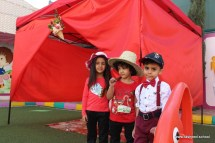 مخيم مدرسي في اختتام أنشطة التمهيدي - مدارس الرشيد الحديثة (3)