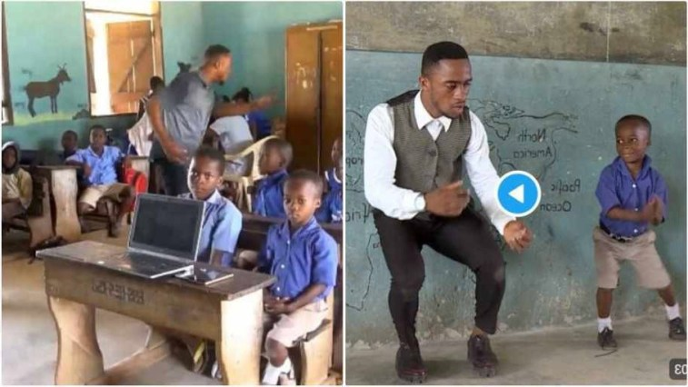 Kid who danced with Teacher Percy in 'Omo Ada' viral video has reportedly passed away