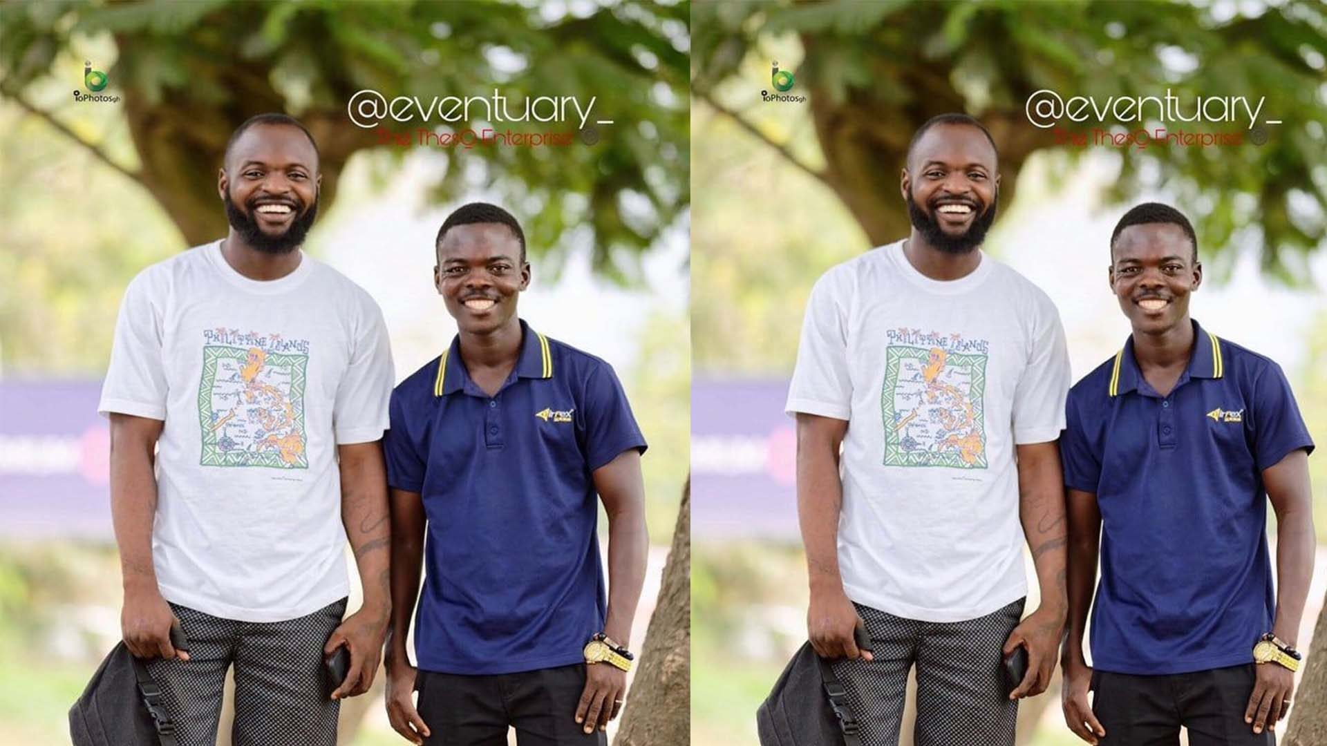 Mr. Eventuarry finally speaks up on why he parted ways with his manager