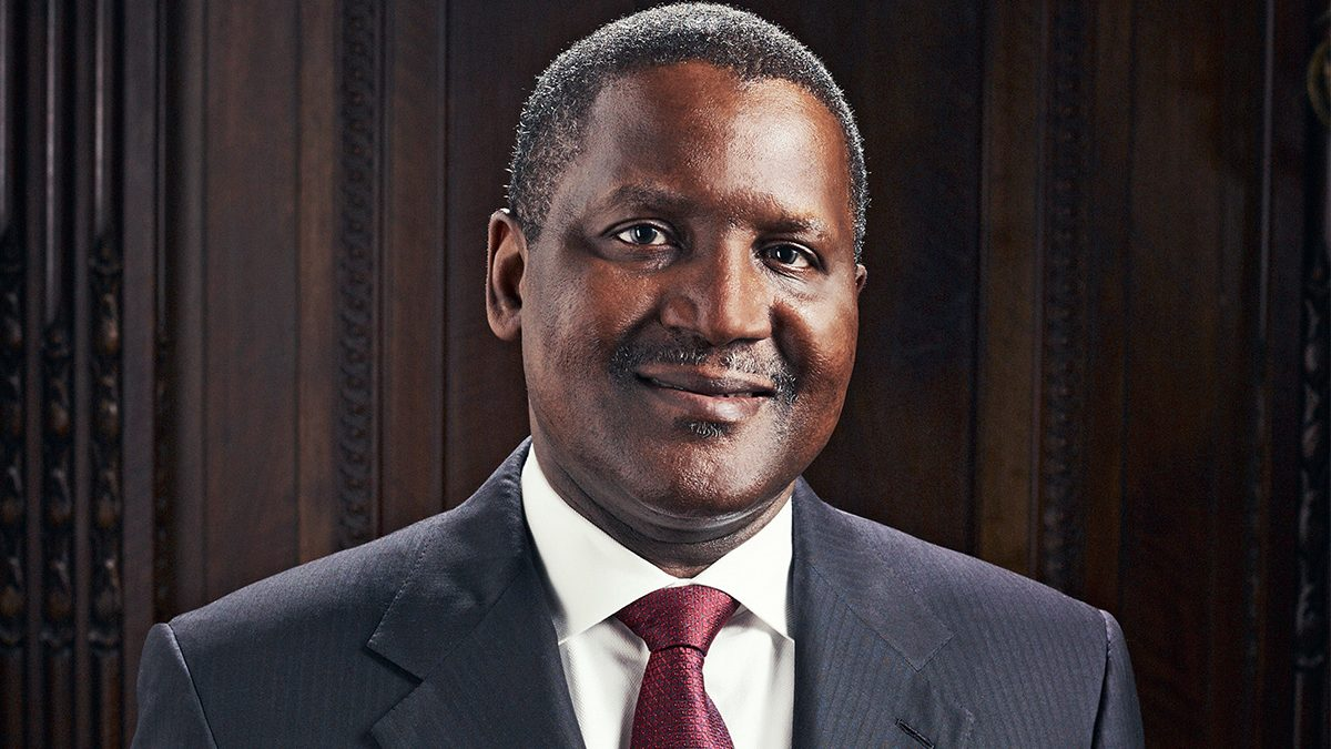 Aliko Dangote Becomes A Grandfather As His Daughter Fatima Reportedly Gives Birth In The USA