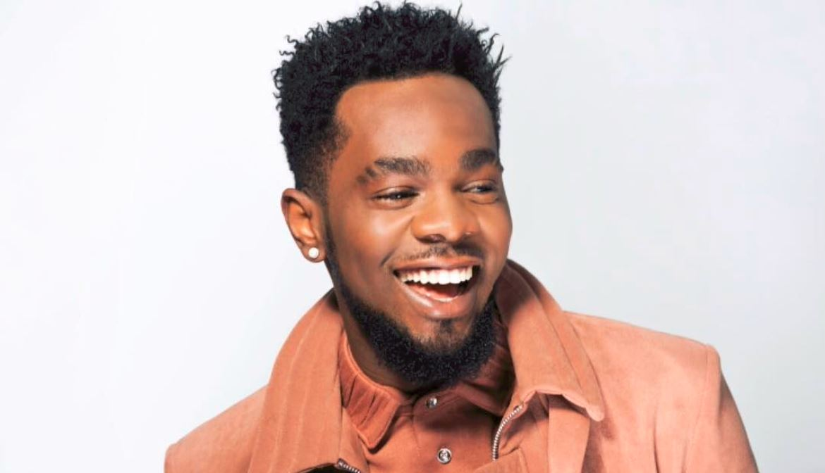 Patoranking performs at the just ended Youth Africa Summit