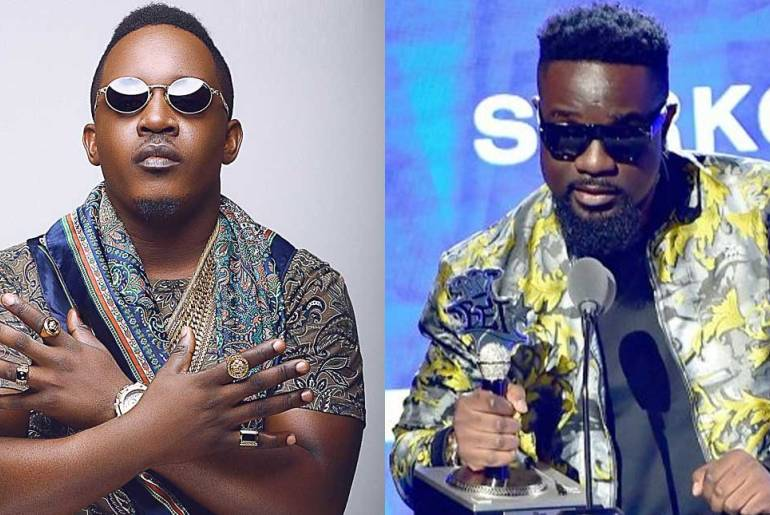"""This is just excellence"" M.I reacts to Sarkodie's Bars on BET Cypher"