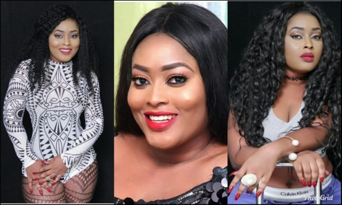 I regret engaging in Lesbianism – Actress Abena Ghana