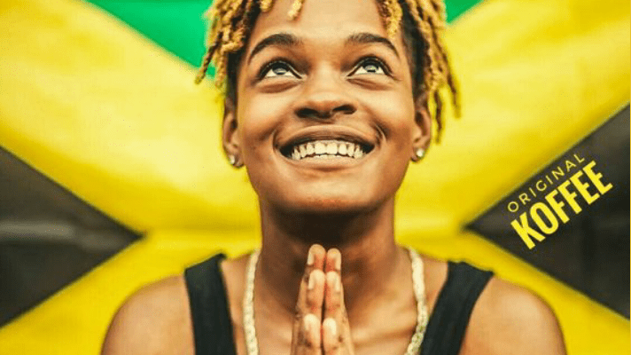 Koffee Rapture up for 2020 Reggae Grammy award