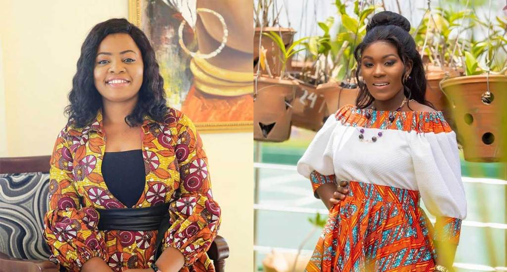 Enam sends out interesting message after 2019 Ghana's Most Beautiful