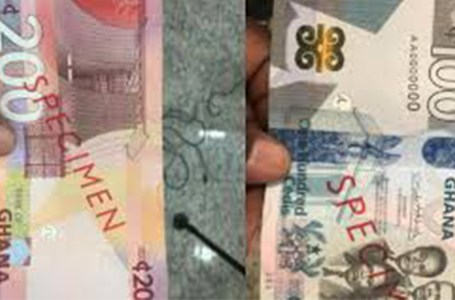 Government of Ghana talks about Ghc 100 and Ghc 200 currency notes