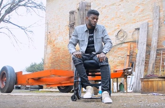 Ogidi Brown promises to buy a mansion in Europe for any pastor who can make him walk again