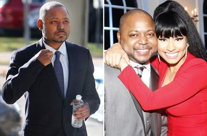 Nicki Minaj's brother Jelani Maraj gets 25 years to life in prison for raping 11-year-old stepdaughter