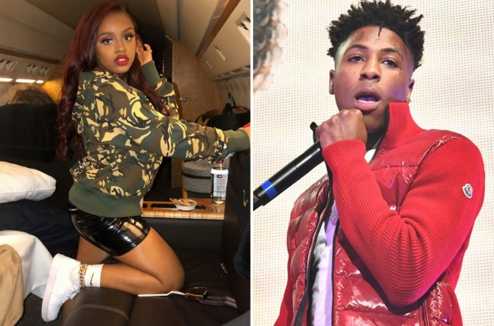 Mayweather's daughter arrested for allegedly stabbing baby mama of rapper NBA Youngboy