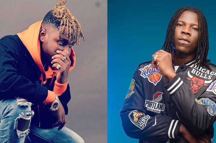 Kelvynboy Shows Support For Stonebwoy's New Album