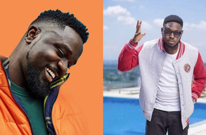 Sarkodie learnt rapping from me – Chymny Crane