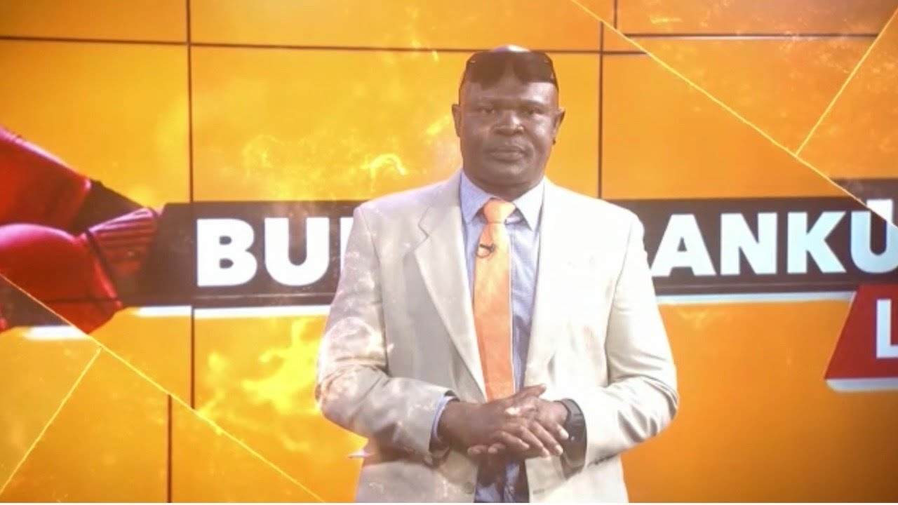 Bukom Banku Now Works At GhOne Tv As A News Anchor (+Video)