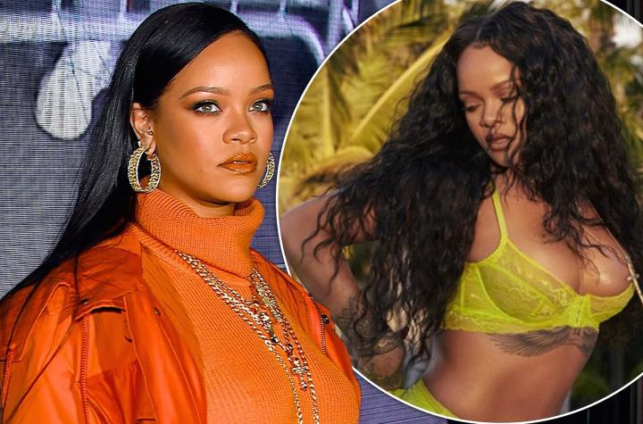 Rihanna named top female in Spotify list of artists most listened to during sex