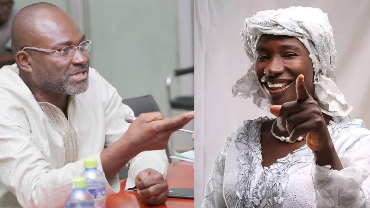 Kennedy Agyapong issues warning to Cecilia Marfo