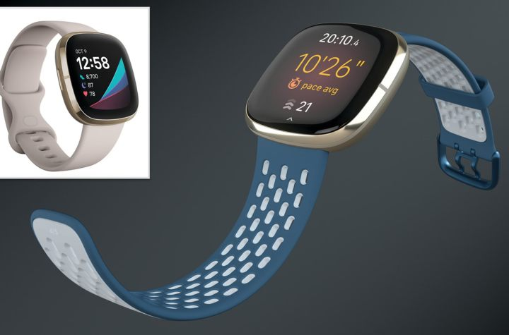 Fitbit unveils new smartwatch called Sense that measures stress levels