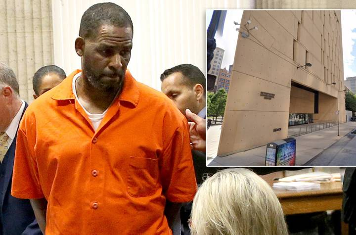 R. Kelly Attacked by Fellow Inmate in Chicago Prison