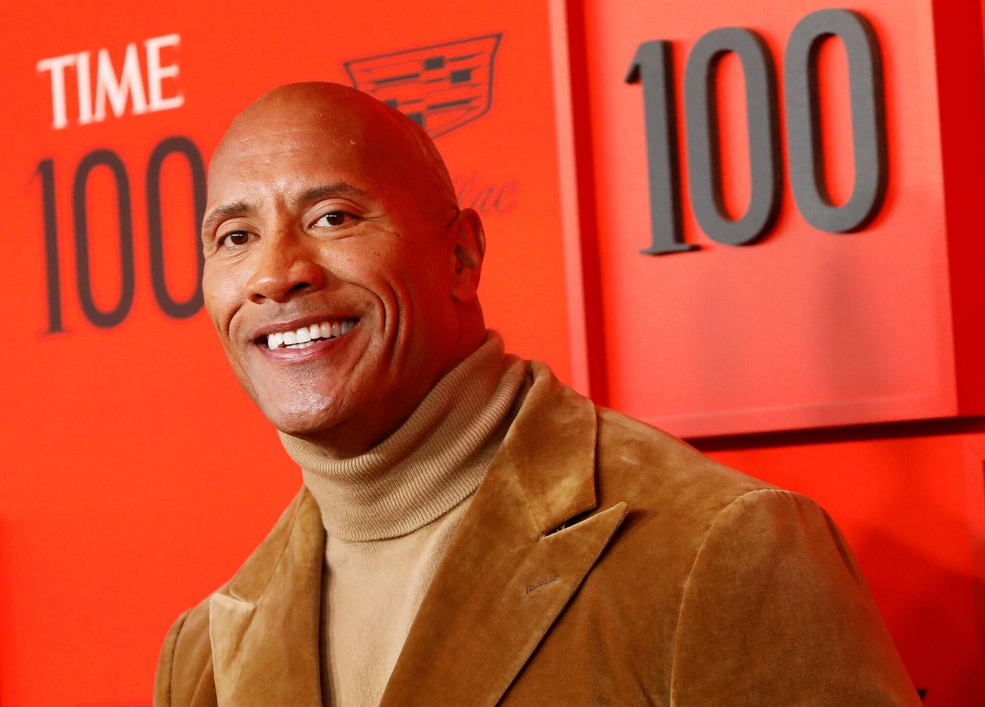 Dwayne Johnson Is Hollywood's Highest-Paid Actor for Second Year in a Row