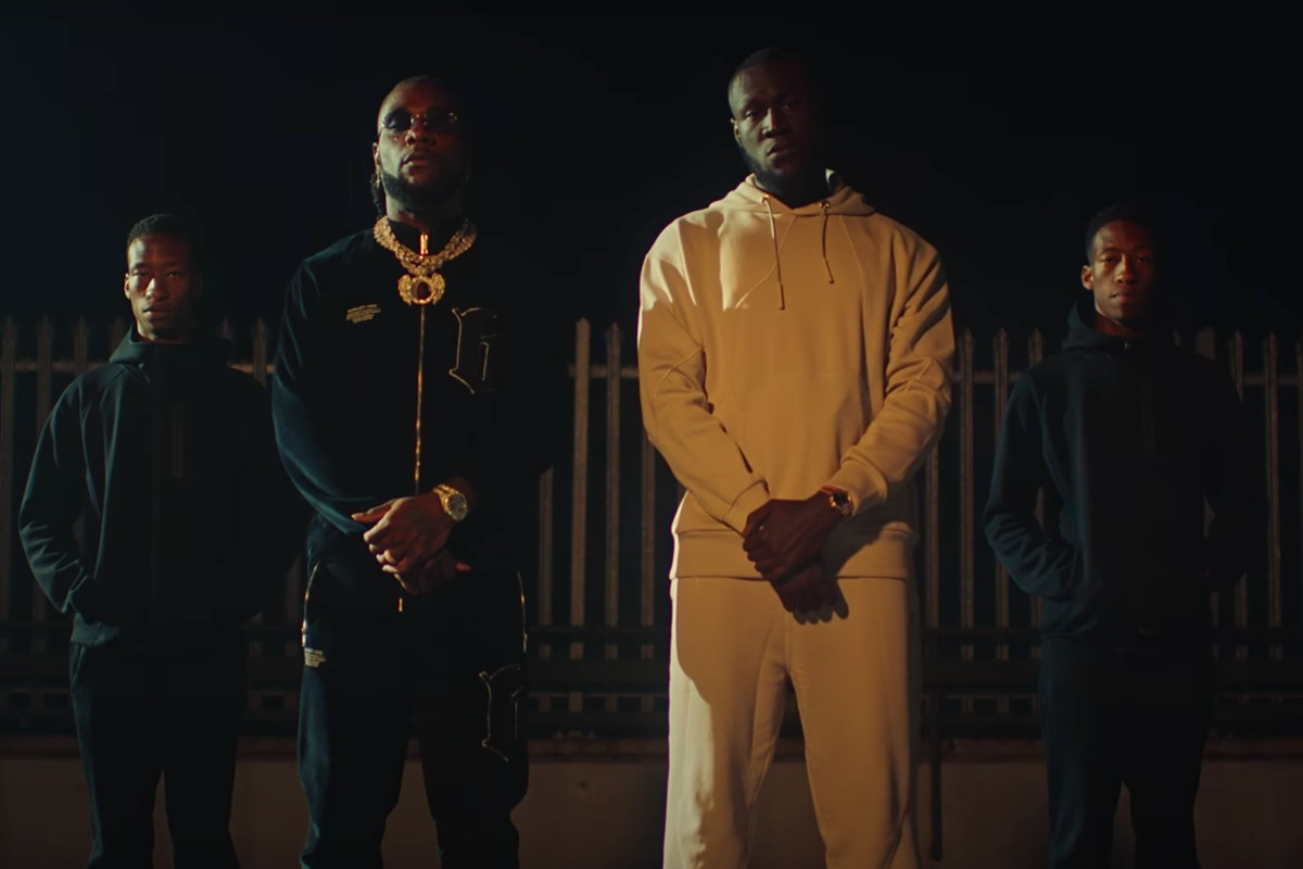 Burna Boy – Real Life feat. Stormzy [Official Video]