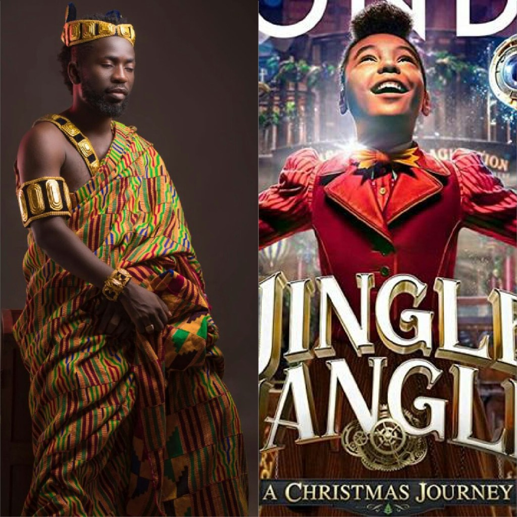 Bisa Kdei's Song Gets Featured In A Christmas Hollywood Movie