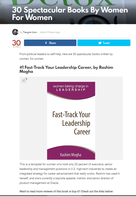 Fast-Track Your Leadership Career