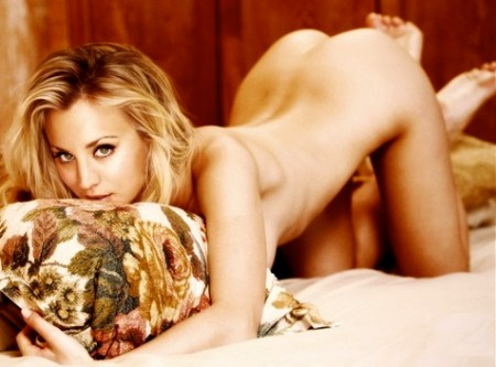 kaley_cuoco_nude_all_fours