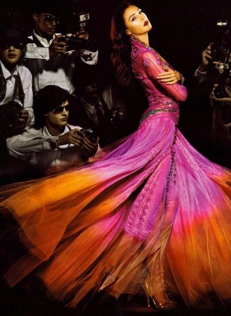 Monica Bellucci - Dior and Cleavage-6