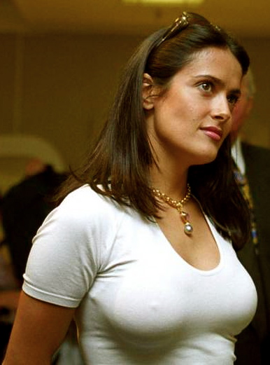 Salma Hayek will be – who cares, just look at these sexy ...