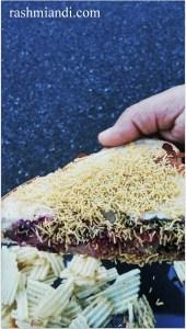 Bombay Club Sandwich!