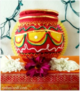 Shravana Lakshmi Pot