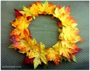 DIY- Fall Wreath
