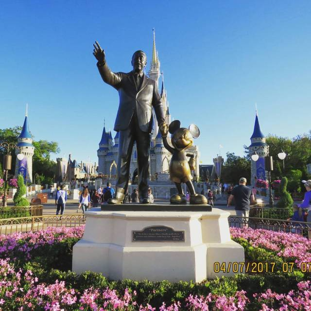 Magic Kingdom at Disneyworld truly a spectacular world One thathellip
