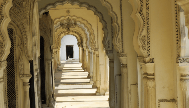 Archways of Paigah Tombs