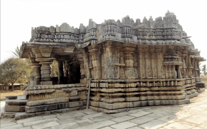Nageshvara-Chennakeshava Temple complex