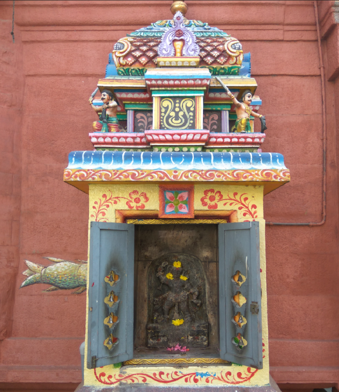 Dharmaraya Swamy Temple, Bangalore