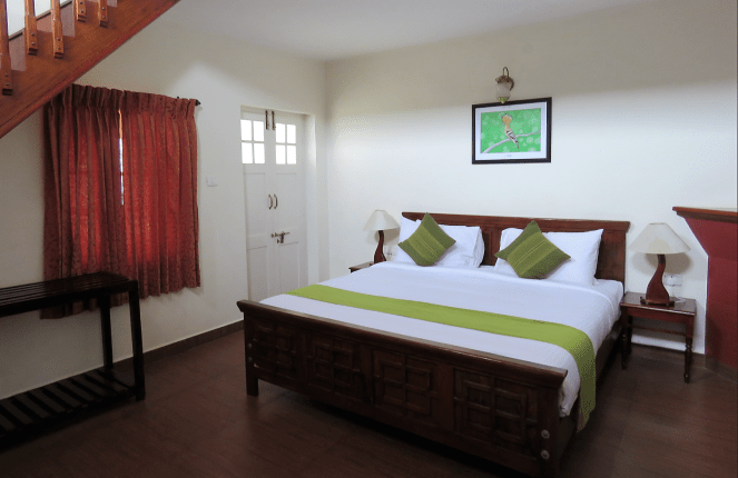 A view of the rooms at Teanest Nightingale, Kotagiri