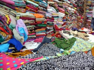 Punjabi fabrics