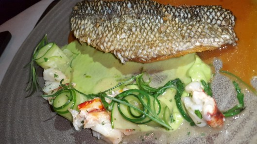 Perfection with a crisp skin @chefwolfgangpuck s #fish dish in his flagship Spago