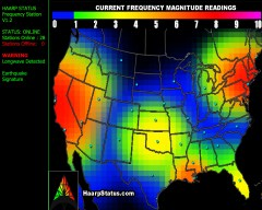 HAARP STATUS MAP