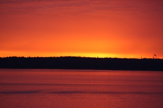 July sunsets 040