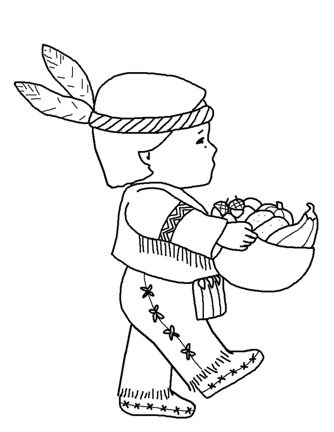 Thanksgiving Coloring Pages Download Or Print For Free