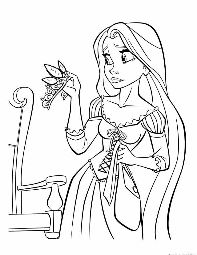 Princess Coloring Pages. 28 Images Free Printable