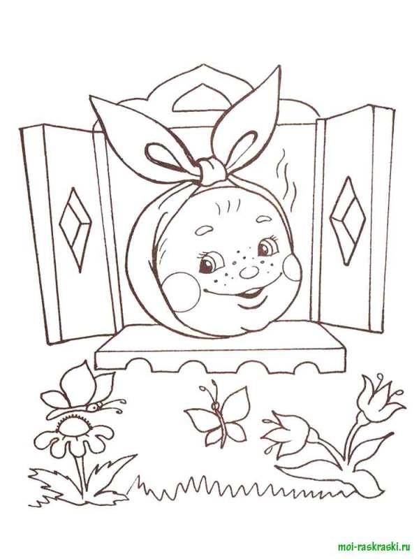 Раскраски для малышей 3-4 года. Распечатайте онлайн!