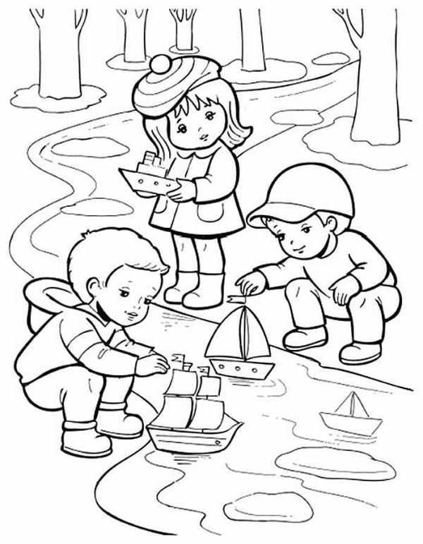 Раскраски для детей 7 лет скачать и распечатать