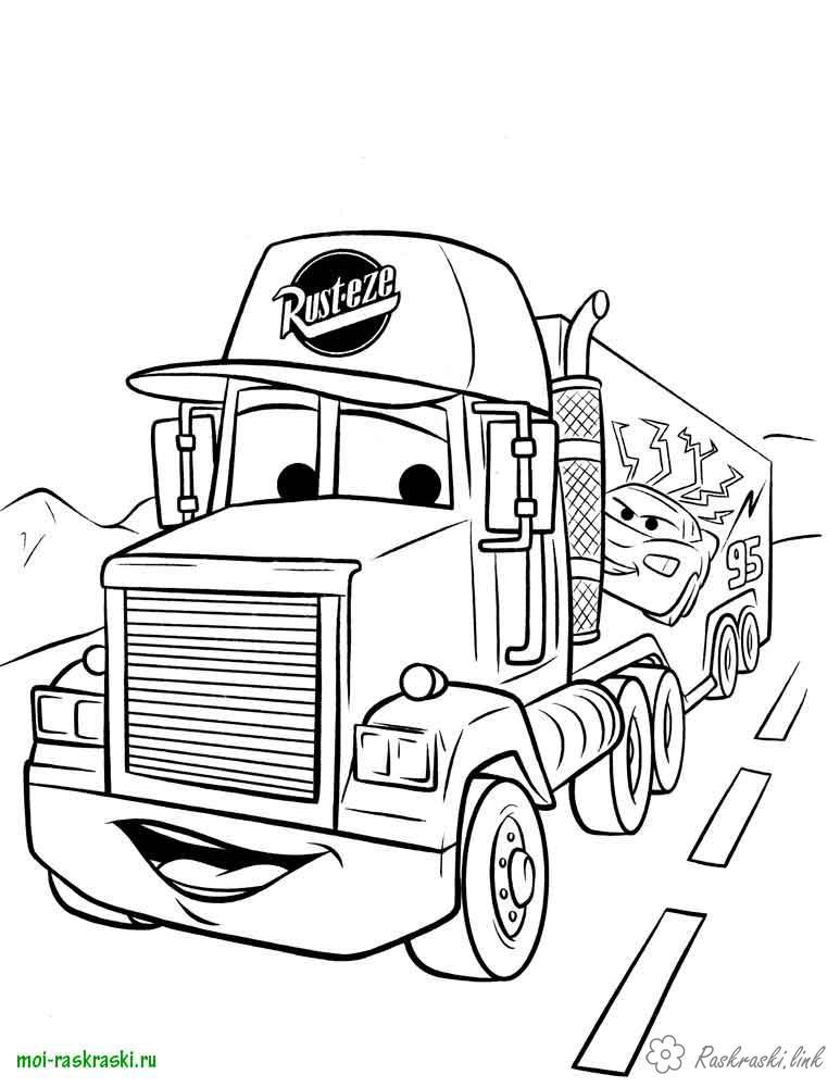 Mack Titan Dump Truck